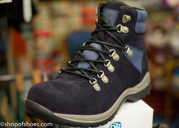 Easy B's  first ever 2V wider fit fully waterproof hiking boot.